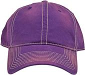 The Game Enzyme Washed Canvas Cap GB439