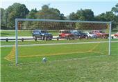 Jaypro Team Official Round Soccer Goal PAIR