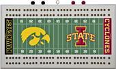 Rico NCAA Iowa VS Iowa State Cribbage board