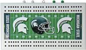 Rico NCAA Michigan State Spartans Cribbage board