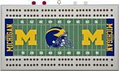 Rico NCAA Michigan Wolverines Cribbage board
