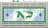 Rico NCAA North Dakota Rink Cribbage board
