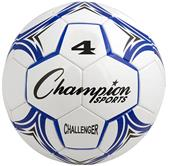 Champion Sports 2 Ply Challenger Soccer Balls CO
