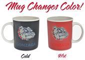 NCAA Gonzaga University ThermoH Exray Mug
