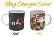 NCAA Maryland Flag ThermoH Exray Mug