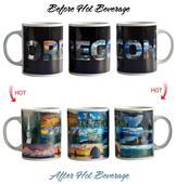 State of Oregon ThermoH Exray Mug