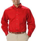 Blue Generation LS Teflon Treated Twill Shirts