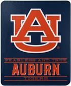 """Northwest NCAA Auburn """"Control"""" Fleece Throw"""