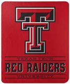 "Northwest NCAA Texas Tech ""Control"" Fleece Throw"