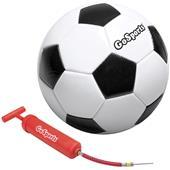 GoSports Classic Soccer Balls 6 PACK Size 3,4,5