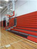 Bison 4' Removable Bleacher Protective Padding