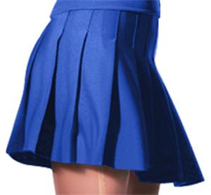 eb0d88af5 Alleson Knife Pleat Cheerleaders Uniform Skirts - Closeout Sale -  Cheerleading Equipment and Gear
