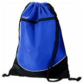 Augusta Sportswear Tri-Color Drawstring Backpack