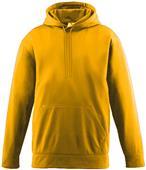 Augusta Wicking Fleece Youth Hooded Sweatshirt