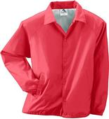 Augusta Sportswear Nylon Coach's Jacket/Lined