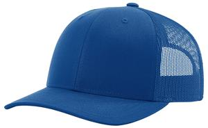 Richardson 112 Twill Mesh Snapback Trucker Caps - Soccer Equipment and Gear 165dcd746afa