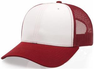 b34d0e76 Richardson 112 Twill Mesh Snapback Trucker Caps - Soccer Equipment and Gear