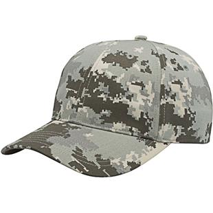68138ac4e2509 Richardson 845 Poly Twill Flexfit Camo Caps