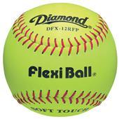 "Diamond DFX-12RFP Optic Leather 12"" Softballs"