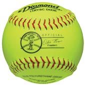 "Diamond 11RYSC DIXIE Youth 11"" Softballs"