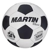 Martin Sports Classic PU Leather Soccer Balls