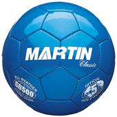 Martin Classic Solid Color PU Leather Soccer Balls