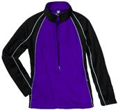 Charles River Women/Girl Tri-Color Olympian Jacket