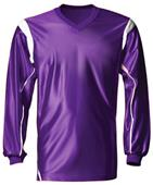 A4 Youth Long Sleeve Player Shooter Shirts CO