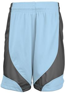 LIGHT BLUE/BLACK