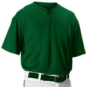 8e068365b Alleson 522MMY Youth 2-Button Custom Baseball Jerseys - Baseball Equipment  & Gear