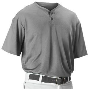 f7f55fe6b E23552 Alleson 522MMY Youth 2-Button Baseball Jerseys