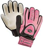 ACACIA Inferno Pink Soccer Goalie Gloves