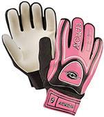 ACACIA Inferno Pink Soccer Goalie Gloves