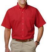 Blue Generation Men's SS Cotton Twill Shirts