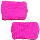 Red Lion PINK Youth Ponytail/Armbands (PAIR)
