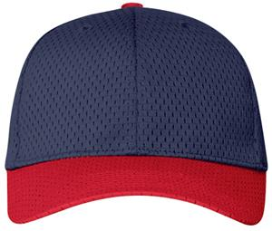 Pacific Headwear 805M Coolport Mesh Custom Baseball Caps - Baseball  Equipment   Gear 9ef0a17656d