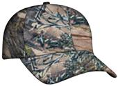 Pacific Headwear 690C Structured Camouflage Caps