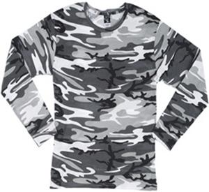 76a2cbcc LAT Sportswear Youth Camo Long Sleeve T-Shirt - Soccer Equipment and Gear