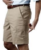 Edwards Mens Cargo Flat Front Shorts