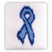 Red Lion Prostate Cancer Blue Ribbon Wristbands CO