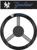 MLB New York Yankees Steering Wheel Cover