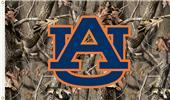 COLLEGIATE Auburn Realtree Camo 3' x 5' Flag