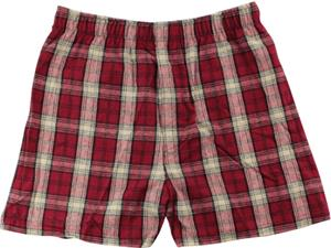 GVG GARNET/VEGAS GOLD PLAID