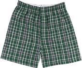 Boxercraft Men's Classic Flannel Boxer Shorts