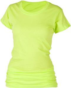 Boxercraft Women S Perfect Fit Neon T Shirts Cheerleading