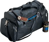 Burk's Bay Top-Grain Leather Sports Bag