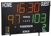 Porter Multi-Sport Scoreboard with Controller