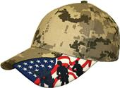 ROCKPOINT Freedom Troop Silhouette Cap