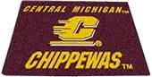 Fan Mats Central Michigan University Tailgater Mat