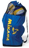 Mikasa Volleyball or Soccer Duffle Bags for Balls